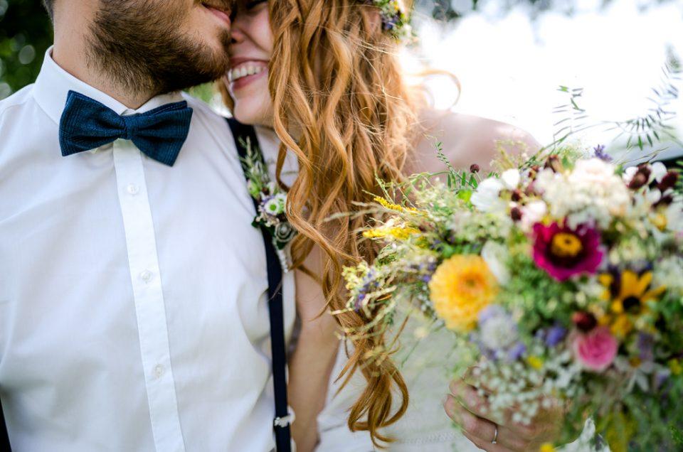 Hochzeit in der Südsteiermark